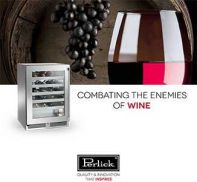 ENEMIES OF WINE (1.1MB)Learn about the enemies of wine and how Perlick's line of Wine Reserves combat these adverse conditions.
