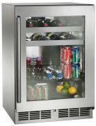 24'' Signature Series Beverage Centre Glass Door